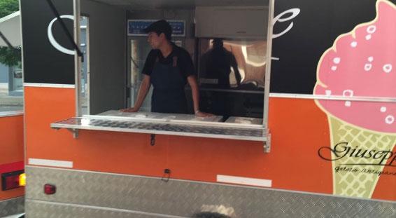 Carro o Trailer Gastronómico, Food Truck  Kaisen 3.50mts, Fábrica y Venta